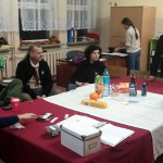 2015.02.20 01. Mucharz - Katarzyna Skóra, Wojciech Kolka, Adam Staszczyński, Małgorzata Chyczyńska