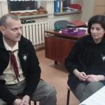 2015.02.20 02. Mucharz - Adam Staszczyński i Małgorzata Chyczyńska
